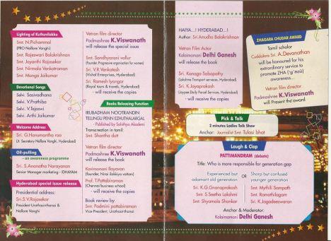 Hyderabad Invitation Front